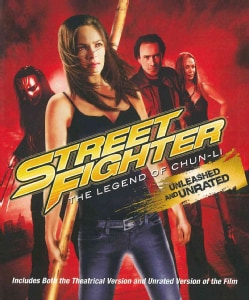 Street Fighter: The Legend Of Chun-Li (Blu-ray Disc)