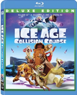 Ice Age: Collision Course 3D (Blu-ray/DVD)