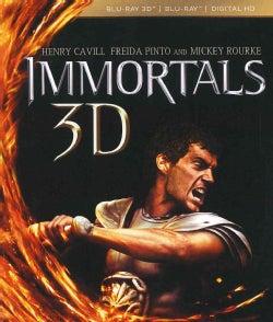 Immortals 3D (Blu-ray Disc)