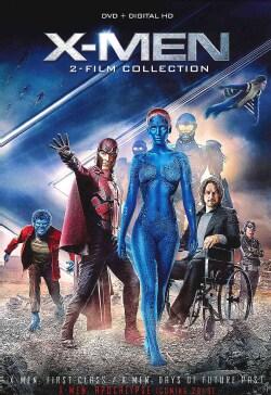 X-Men: First Class/Days Of Future Past (DVD)