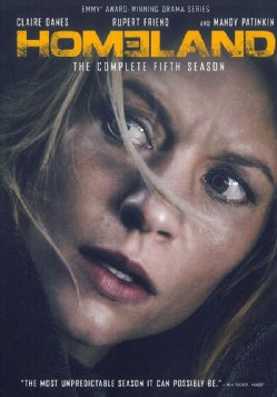 Homeland: Season 5 (DVD)