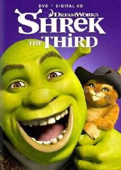 Shrek The Third (DVD)