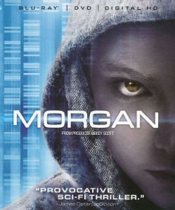 Morgan (Blu-ray/DVD)
