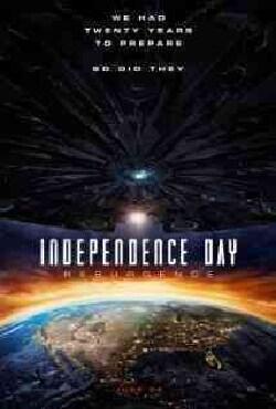 Independence Day: Resurgence (Blu-ray/DVD)