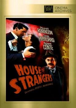 House Of Strangers (DVD)