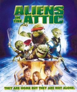 Aliens In The Attic (Blu-ray Disc)
