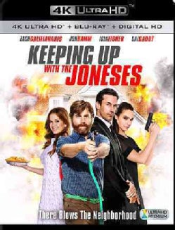 Keeping Up With The Joneses (DVD)