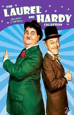 Laurel & Hardy Collection Vol. 2 (DVD)
