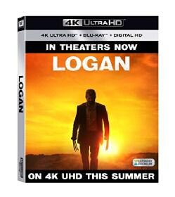 LOGAN (BLU-RAY/4K-UHD/B&W-4K/B&W-BR/DIGITAL HD/4 DISC)