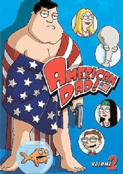 American Dad Vol. 2 (DVD)