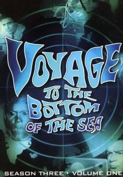Voyage To the Bottom of the Sea: Season 3 Vol. 1 (DVD)
