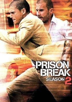 Prison Break: Season 2 (DVD)