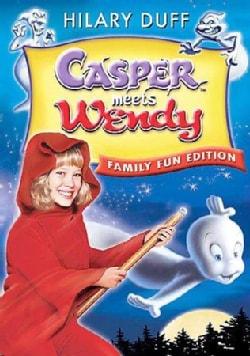 Casper Meets Wendy (Family Fun Edition) (DVD)