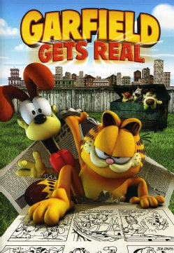Garfield Gets Real (DVD)