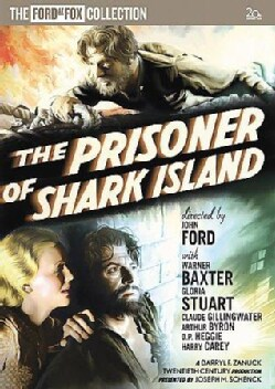 Prisoner Of Shark Island (DVD)