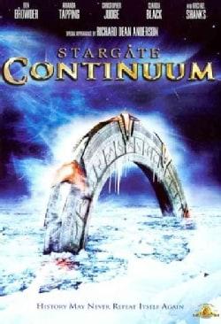 Stargate: Continuum (DVD)