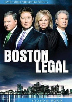 Boston Legal: Season 4 (DVD)