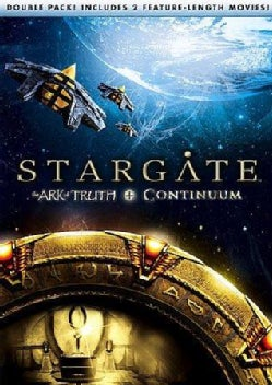 Stargate: The Ark Of Truth/Stargate: Continuum (DVD)