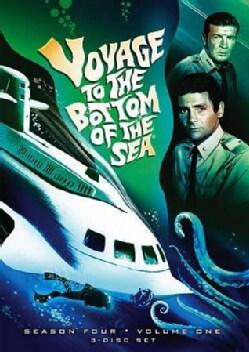 Voyage To the Bottom of the Sea: Season 4 Vol. 1 (DVD)