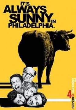 It's Always Sunny In Philadelphia: Season 4 (DVD)