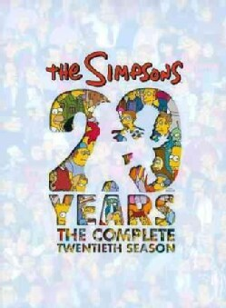 The Simpsons: The Complete Twentieth Season (DVD)