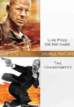 Live Free Or Die Hard/The Transporter (DVD)