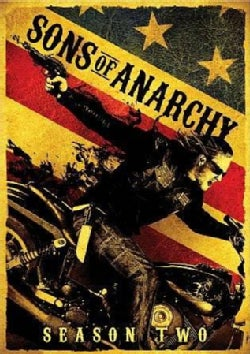 Sons Of Anarchy: Season 2 (DVD)