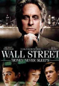 Wall Street: Money Never Sleeps (DVD)