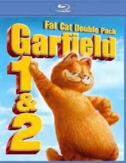 Garfield: The Movie/Garfield: A Talk Of Two Kitties (Blu-ray Disc)