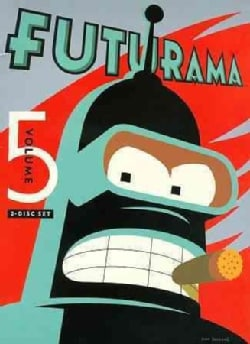Futurama: Vol. 5 (DVD)