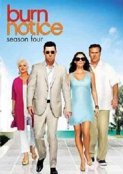 Burn Notice: Season 4 (DVD)