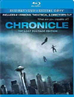 Chronicle (Blu-ray/DVD)