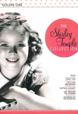 The Shirley Temple Collection Vol. 1 (DVD)