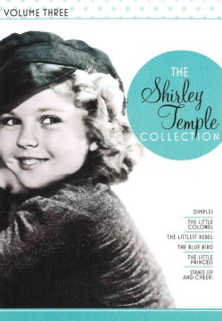 The Shirley Temple Collection Vol. 3 (DVD)