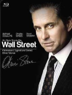 Wall Street: Filmmaker Signature Series (Blu-ray Disc)