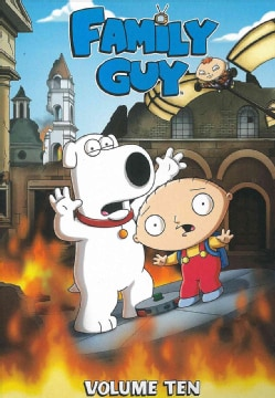 Family Guy Vol. 10 (DVD)
