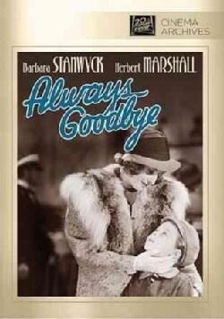 Always Goodbye (DVD)