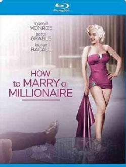 How To Marry A Millionaire (Blu-ray Disc)