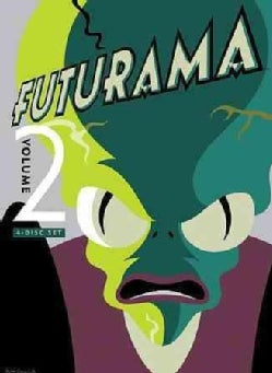 Futurama Vol. 2 (DVD)
