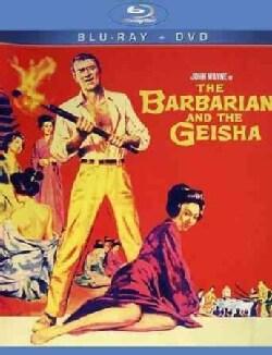 The Barbarian and The Geisha (Blu-ray Disc)
