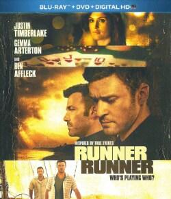 Runner Runner (Blu-ray/DVD)