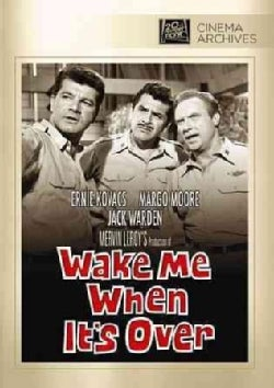 Wake Me When It's Over (DVD)