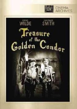 Treasure of the Golden Condor (DVD)