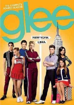 Glee: Complete Season 4 (DVD)