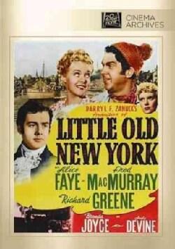 Little Old New York (DVD)