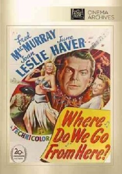 Where Do We Go From Here? (DVD)