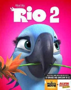 Rio 2 (Blu-ray/DVD)