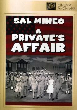 A Privates Affair (DVD)