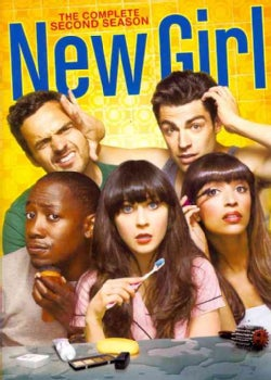 New Girl: Season 2 (DVD)
