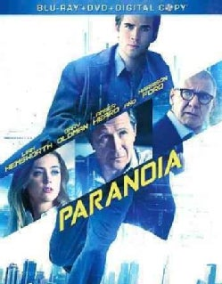 Paranoia (Blu-ray/DVD)